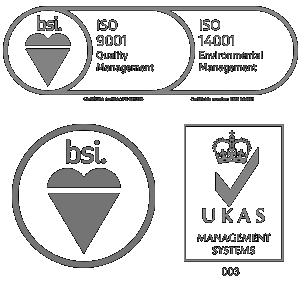 Level Best Solutions - BSI UKAS Accreditation